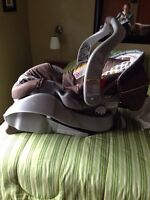 Graco car seat and base for sale.