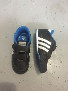 Adidas shoes - toddler