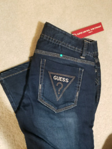 Brand New Guess Straight Jeans