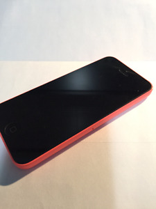 iPhone 5c 16GB Pink Rogers