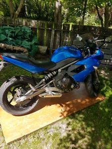 650 r Kawasaki 2009
