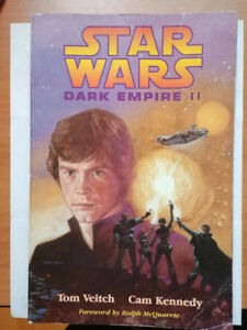 Star Wars (Darkhorse) - Dark Empire II - Graphic Novel