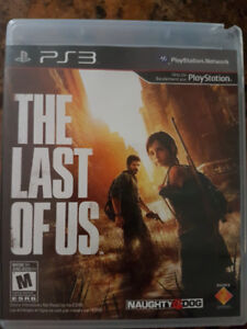 Last of Us for PS3