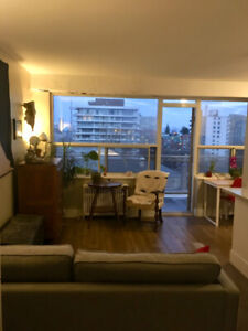 2BDR Sublet May 3-June 30 Bloor/St George 2000/m, 3750 total!