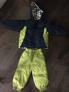 COLUMBIA snow suit (2 pieces) $26