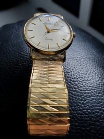 Ingersoll Gold Quartz Watch