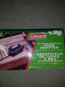 Coleman Hose adapter