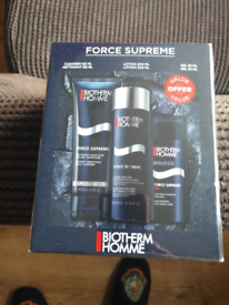Biotherm Homme skin care