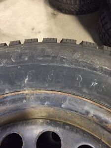 185/65/15 used rims and winter tires