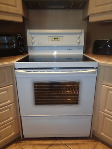 Glass Top Stove For Sale