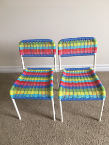2 - IKEA Kid chairs for Sale - Must go