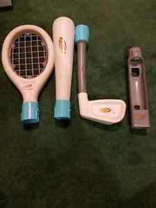 Wii sports attachments
