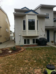 Corner Townhouse Condo/Walking distance to Killarney Pool & Rec
