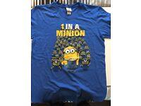 Minion T-Shirt Large