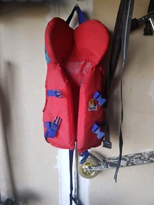 Buoy-O-Boy child life jacket