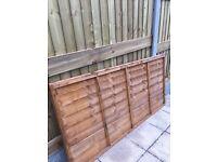 3' X 6' fence panel