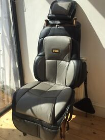 Rossini Motorsport Leatherette Seat Cover Van Car High Quality