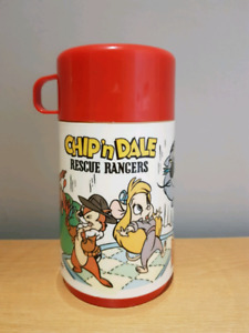 Chip n' Dale's Rescue Rangers Thermos