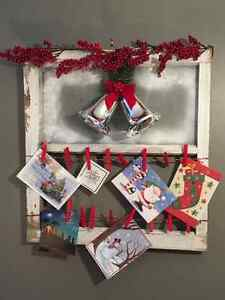 Christmas card holder Regina Regina Area image 1