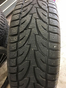 winter tires and rims for sale,like new,will fit dodge ram 1500