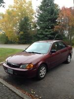 1994 Mazda protege for sale - as is $800