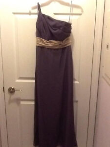 Bridesmaid Dress with Shawl Never Worn (Small)