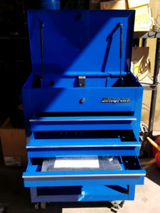 Snap on 3 drawer roll cart
