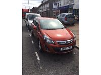 VAUXHALL CORSA 1.4 SXI 63PLATE LOW MILAGE