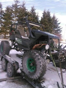 ULTIMATE OFF ROAD 4 SEATER SIDE BY SIDE BUGGY PACKAGE $12000OBO