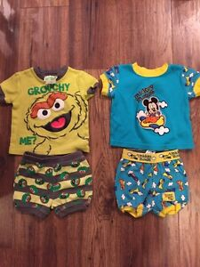 Size 3-6 month boys lot