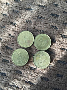Canso Causeway Tokens