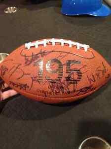 Autographed Football London Ontario image 4
