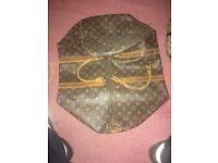 Authentic Louis Vuitton weekend bag