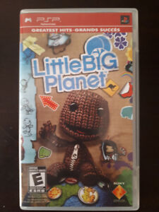 Little Big Planet - PSP - Used