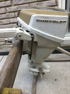 1969 Chrysler 5 Hp outboard motor