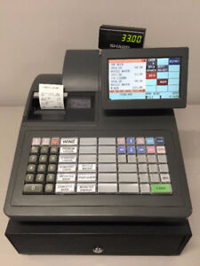 Sharp UP-820N Cash Registers