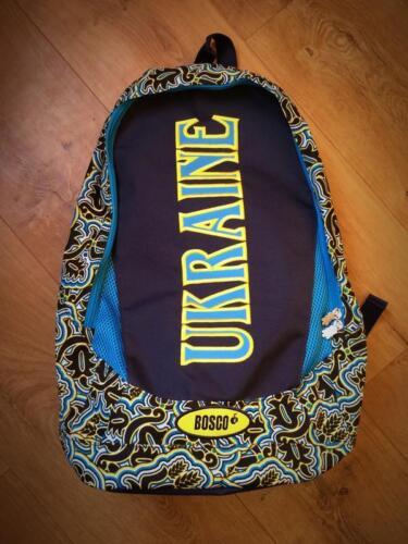 UKRAINE BOSCO Sport Backpack  Olympic Team 2014 Sochi Version Special