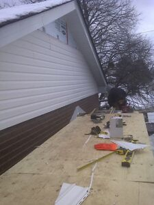 Leaky roof and need repair? call Aok Services 24/7 London Ontario image 9