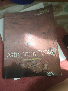 astronomy today volume 1 : the solar system