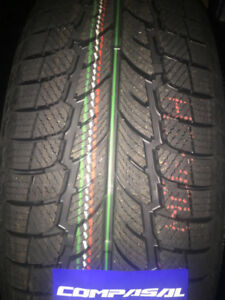 $60 TX INCLS Hiver Winter Compasal = Toyo 195/65R15