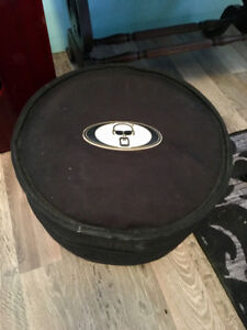 Snare Drum Case and Cymbal Bag
