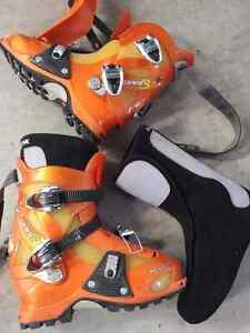 Scarpa Spirt 3 back country ski boots