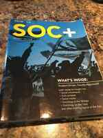 SOC+ Textbook For Sale