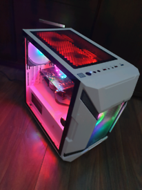 Gaming pc i5 7th gen, 16gb ddr4, gtx 1060, 240ssd, 1Tb hddi