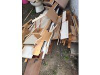 Free ply / firewood