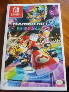 Mario Kart 8 Deluxe Official Guide