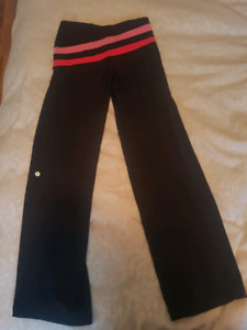 Lululemon bra and pants size 6
