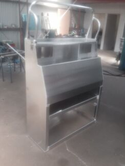 Aluminium welding fabrication marine  Capalaba Brisbane South East Preview