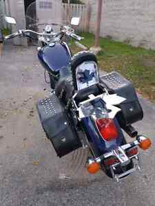2001 Honda Shadow 750 Kitchener / Waterloo Kitchener Area image 5