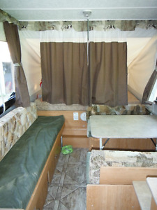 Tent Trailer for Rent - $500/week